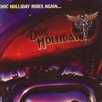 DOC HOLLIDAY - DOC HOLLIDAY RIDES AGAIN  CD NEU
