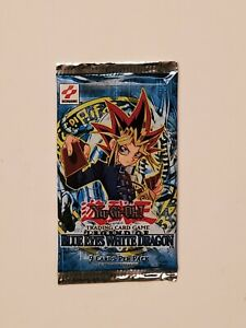 YuGiOh Blue Eyes White Dragon Booster Pack Factory Sealed