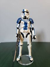Star Wars Black Series STORMTROOPER COMMANDER, Loose, 100% Complete