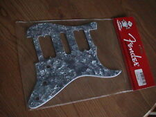 FENDER AMERICAN STD 5-PLY GRAY PEARL 2H/1S STRATOCASTER 11 HOLE PICKGUARD NEW!