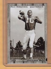 Phil Robertson Quarterback 1968 Louisiana Tech, later Duck Dynasty TV star --#KC