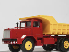 Super Dinky Toys 1:43 Atlas 572 BERLIET GBO AVEC BENNE CARRIERE BASCULANTE MODEL