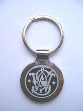Smith and Wesson Key Chain, Smith & Wesson Logo Keychain, S&W Key Chain