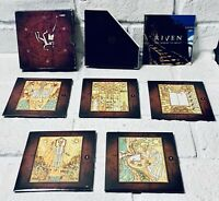 Riven: The Sequel to Myst PC/MAC CD-ROM Puzzle Adventure Game Complete