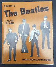 Vtg Beatles book by Alan Clark