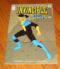 2003 Invincible #1 Larrys Limited Edition Variant Edition Image Robert Kirkman