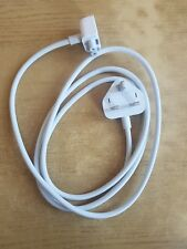 Genuine apple b622 1.8m uk power adapter cable - taken from working