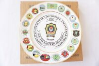 1982 ASLEF South Eastern Division Commemorative Railway China Plate Railwayana