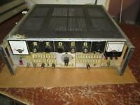 RF Communications 808 Signal Generator As Is, Untested, Parts/Repair
