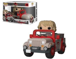 Funko POP! Rides Jurassic Park Vehicle