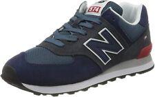 New Balance 574v2, Sneaker Uomo - ML574EAE BLUE D SCARPA