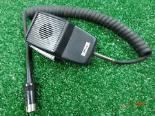 Merry DX Radio Systems UHF VHF Repeater Palm Mic 6 pin round push on A52
