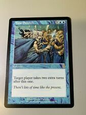 Time Stretch - Magic the Gathering MTG Odyssey Set Nice!  Rare NM