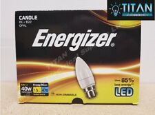 LED CANDLE LAMP BC B22 WARM WHITE 5.9W (40W) ENERGIZER OPAL