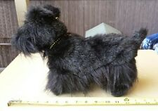 Fuzzy Nation Love On A Leash Scottish Terrier Dog Plush Purse been month groom
