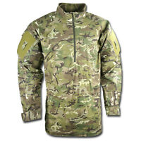 BRITISH ARMY STYLE BTP CAMO UBACS SHIRT LATEST MTP MULTICAM NEW SPEC OPS