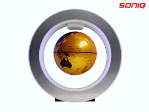 Magnetic Levitation Floating Globe LED Light - O-4