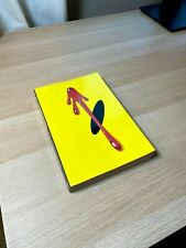 Watchmen Complete Comic Book Yellow Cover by Alan Moore, Dave Gibbons