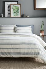 PENDLETON Ticking Stripe Full/ Queen  3-Piece Comforter Set