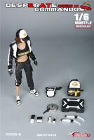 """1:6 Scale Fire Girl Toys FG056B Desperate Commando Fit 12""""PH TBL Figure Body"""