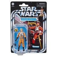 """Star Wars The Vintage Collection 3.75"""" Luke Skywalker X-Wing Pilot Sealed Hope"""