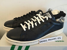 ADIDAS CONSORTIUM X MASTERMIND JAPAN MMJ UK 6 US 6.5 39 BLACK WHITE LEATHER 2014