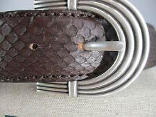 reptile's casa Original Cinturón de concluir Hebilla 4,0cm Ancho NUEVO rhs-40