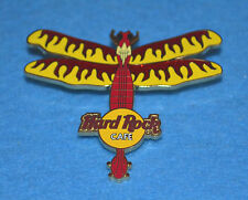 HARD ROCK CAFE 2004 Online Dragonfly Series Pin # 24055