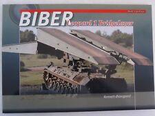Biber Leopard 1 Bridgelayer, illustrated, 80 pages, SC