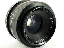 Revuenon Special gran angular objetivamente lens 35/2.8 m42 Canon EOS