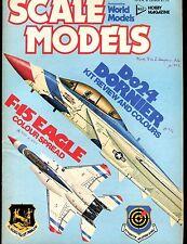 Scale Models Magazine September 1978 Do24 Dornier EX No ML 010217jhe