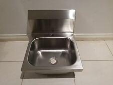 Brand New Stainless Steel Kitchen Sink Hand Washing Basin 40 x 44 x 36.5 cm