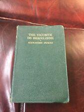 The Vicomte De Bragellone Dumas Library Of Classics Leather Bound
