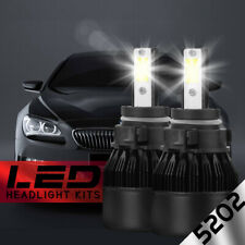 XENTEC LED HID 6000K Foglight kit 5202 12086 H16 Chrysler Sebring 2010-2010