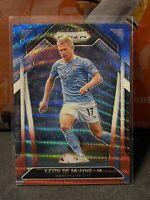 KEVIN DE BRUYNE 2020-21 Panini Prizm Soccer RED WHITE BLUE Manchester City