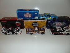 4) 1/24 ACTION RCR 35th Anniv/Napa Gold Truck/Kids/Dave Marcis Lot NASCAR NEW