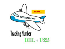 DHL EXPRESS WORLDWIDE & Tracking number Fast Shipping Japan