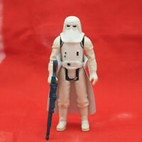 Vintage Star Wars Hoth Snowtrooper Stormtrooper Hoth Action Figure w/ Weapon