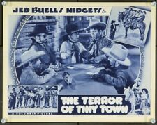 TERROR OF TINY TOWN, THE (1938) 15021