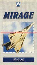 Mirage : K7 Video VHS Neuve / AVIONS AVION AVIATION MILITAIRE