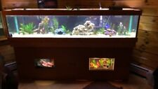 8 Foot 150 Gal Aquarium Fish Tank