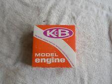 K & B 6.5 cc RC glow plug model engine