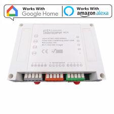 Sonoff 4CH Smart Module Socket Remote Control Automation Switch WiFi Wireless US