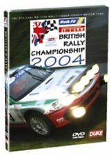 British Rally Championship - Official review 2004 (New DVD) Higgins MacHale