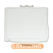 BM-10 Crystal Plastic LCD Screen Monitor Cover Protector for Camera Nikon D90