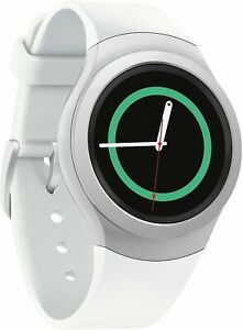 Samsung Gear S2, WiFi & Data, Any Carrier, Silver/White