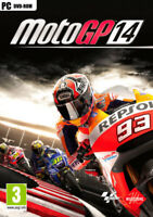 MotoGP 14   Race your way through 18 magnificent tracks   PC Racing  Brand New