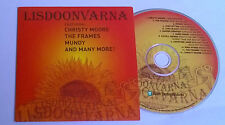 LISDOONVARNA * RARE IRISH CD * CHRISTY MOORE FRAMES DAMIEN DEMPSEY MARK GEARY