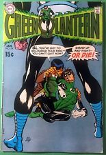 Green Lantern (1960) #74 FN (6.0) Sinestro cover and appearance