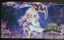 Yu-Gi-Oh! YCS Judge Playmat featuring Ghost Reaper & Winter Cherries